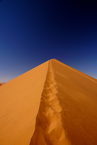 "Top of ""Big Momma"" dune, Sossusvlei"