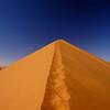 """Top of """"Big Momma"""" dune, Sossusvlei"""