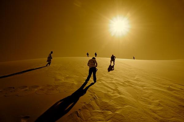 Dune climbers Sossusvlei