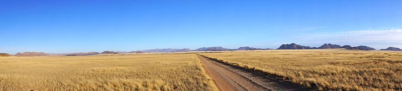 Countryside near Sossusvlei