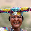 Herero Dress - Headpiece represents the horns of cattle