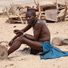 The Himba Village Chief