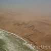 Massive Sand Dunes along the Skeleton Coast