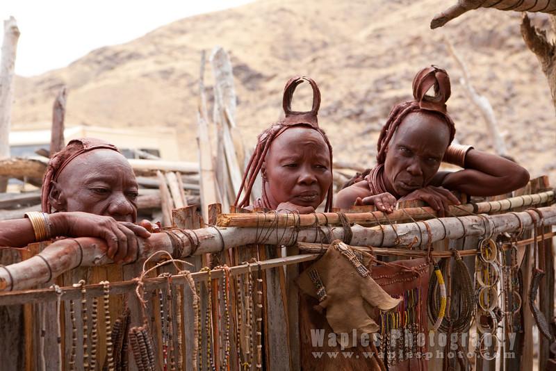 The Himba Village Shop!