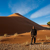 Standing among the Amazing Dunes