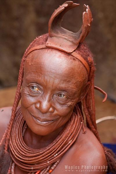 The Himba - Portrait