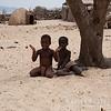 Himba children at play