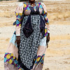 Lady in traditional Herero Dress