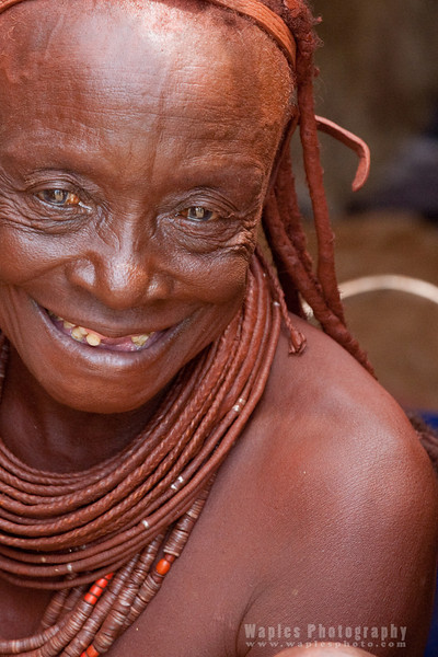 The Himba - Portrait