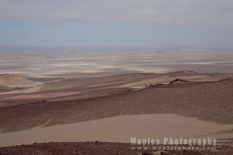 Skeleton Coast Vista