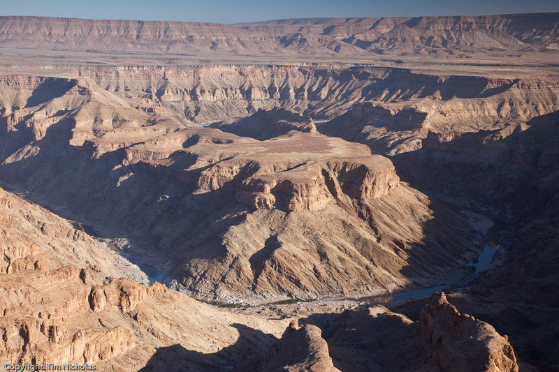 Fish River Canyon - Early morning