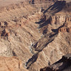 Fish River Canyon - Side Gorge