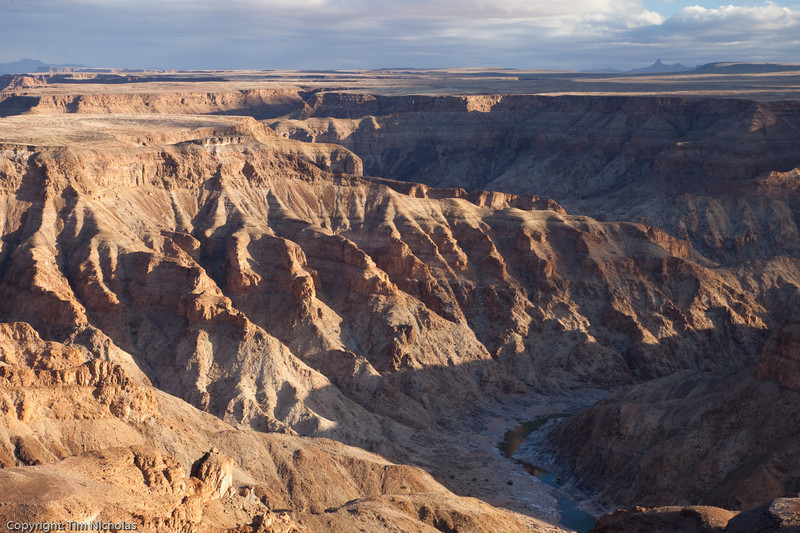 Fish River Canyon - Late afternoon