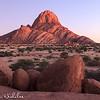 Spitzkoppe pre-sunrise