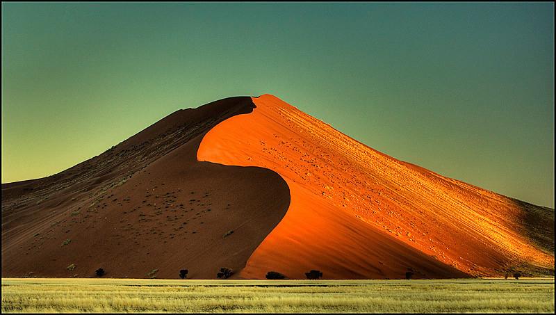 The S dune