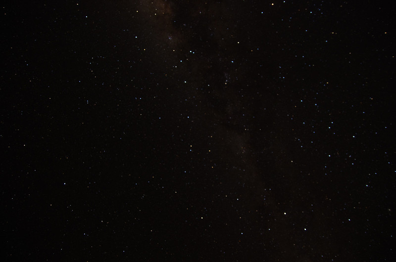 Southern Skies - you are able to see approx. 40000 stars in the Kalahari