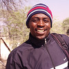Michael Haindongo from Angola: I gave him a lift to the hospital in Okakuejo and he showed me the best places to spot lions!