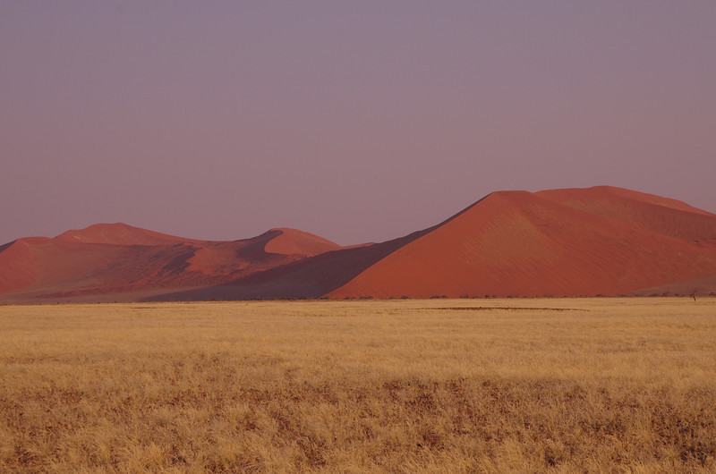 The Namib Desert - From Dusk till Dawn