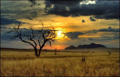 Wolvedans Sunset