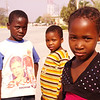 Kids in northern Namibia (Grootfontein)