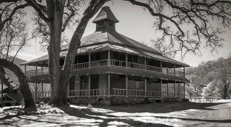 Aetna Springs hotel