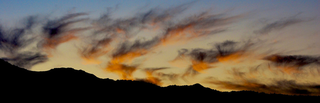 Atlas Peak Dawn - September 2010