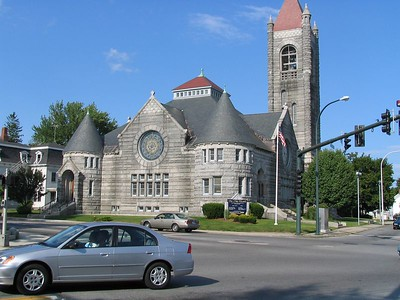 """First Church"""
