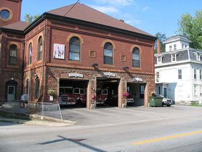 One of the old Nashua firestations