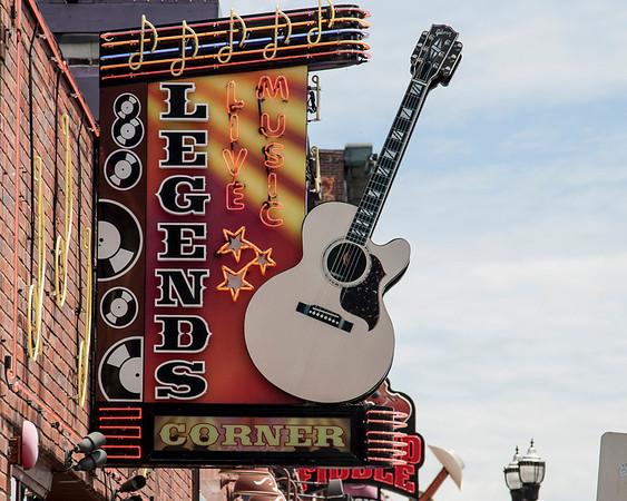 Nashville Cityscapes
