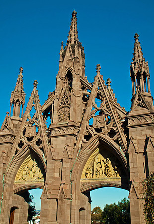 National Historic Greenwood Cemetery