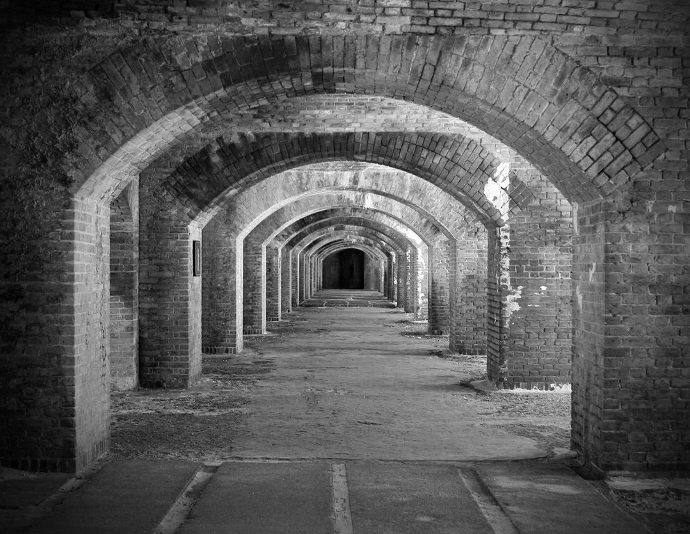 My favorite capture of the trip....something haunting about being alone in the fort.  There were other people there but the place was so big and there were so few people that it was easy to get shots like this.