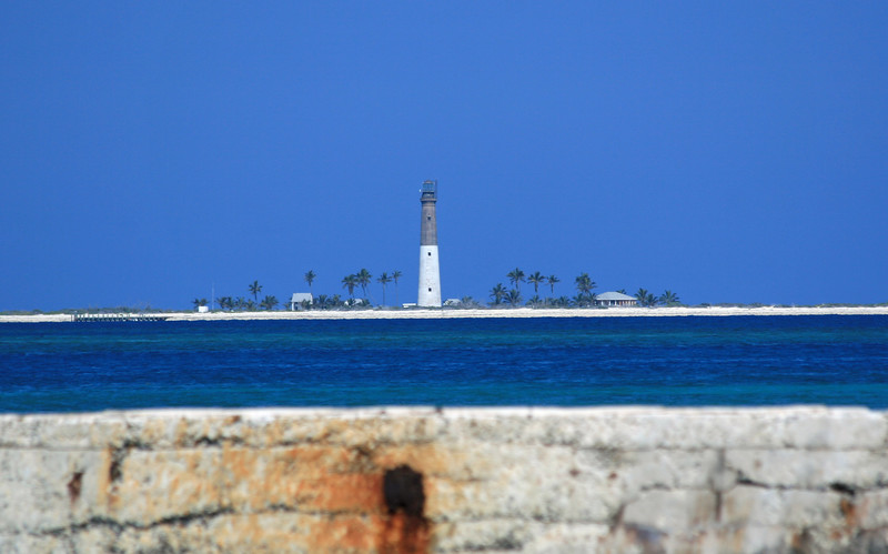 Loggerhead Key's Lighthouse.  Imagine living on that island?!