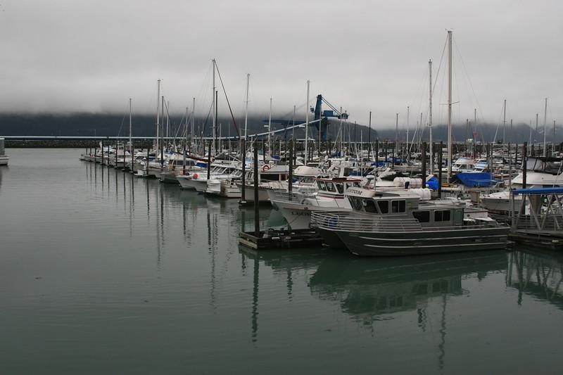 Marina, Seward, Alaska