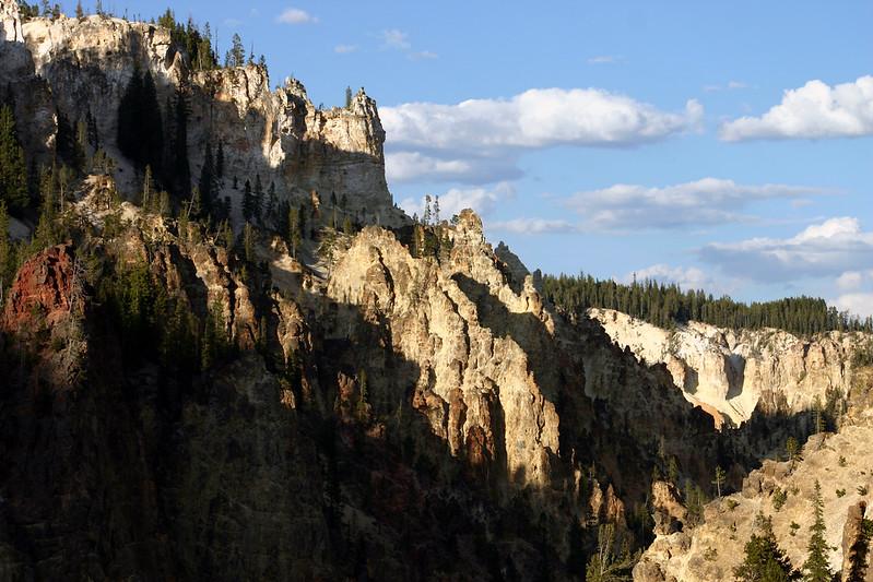 Grand Canyon of the Yellowstone, Yellowstone NP