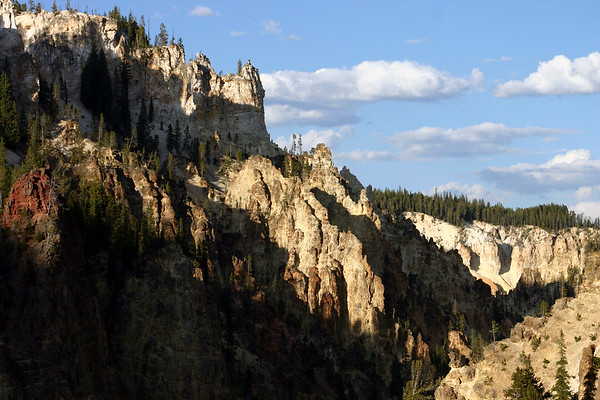 Grand Canyon of the Yellowstone, Yellowstone NP