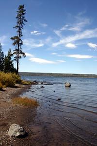 Lewis Lake, Yellowstone NP