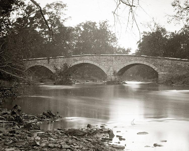 Burnside Bridge, Gardner