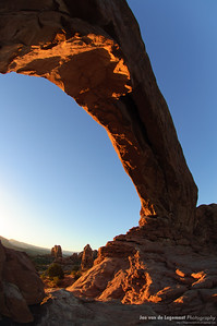 Glowing arch 2