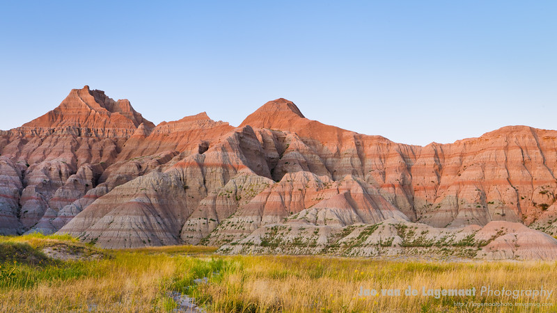 Badlands Horizontal