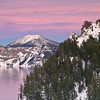 Images from the state of Oregon including the Columbia Gorge Scenic Area, Painted Hills, Oregon Coast, and Crater Lake