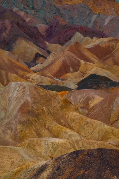 Mosiac Canyon Delight - Death Valley National Park, Eastern Sierras, California