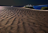 The dunes at twilight Death Valley National Park.  Image won First Place in small color prints. Camera Rochester.