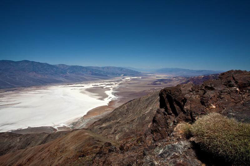 Dantes View overlook Death Valley National Park