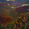 A Valley Of Colors And Shadow - North Rim, Grand Canyon Nat Park, Arizona