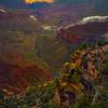 A Valley Of Colors And Shadow - North Rim, Grand Canyon Nat Park, Arizona