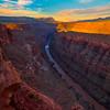 Toroweap Overlook Looking Back at North Rim - Toroweap Overlook, Grand Canyon Nat Park, Arizona