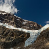 Mount Edith Cavell with Angel Glacier, Jasper National Park.