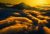Misty Clouds - Mt Fremont Fire Lookout, Mount Rainer National Park, WA