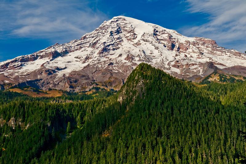 Mount Rainier NP Washington