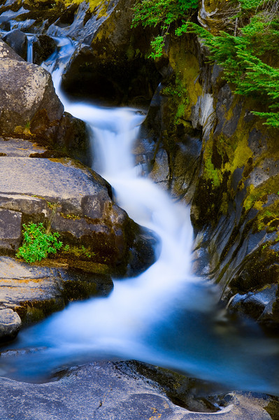 Paradise River waterfall